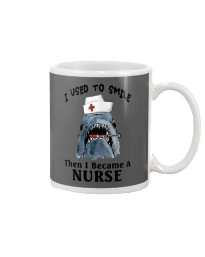 Shark i became a nurse