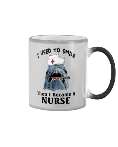 Shark i became a nurse