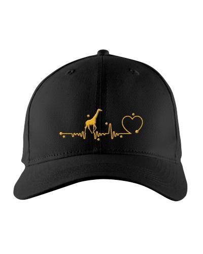 Giraffe Heartbeat