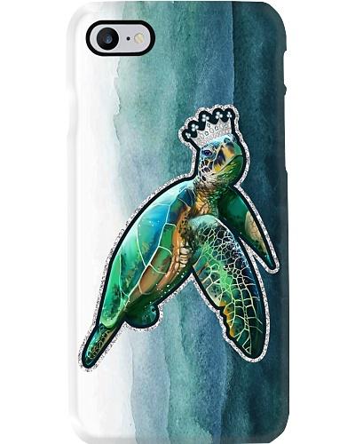 Turtle is queen