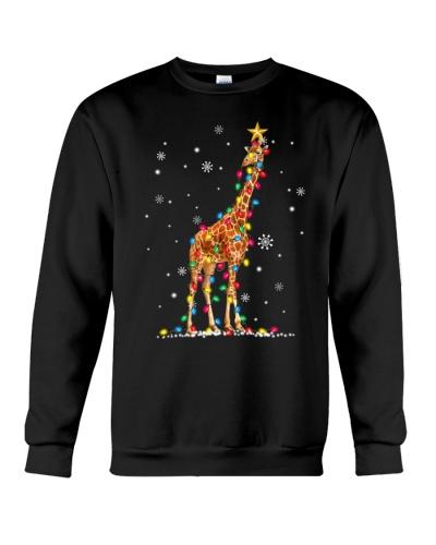 Giraffe christmas light