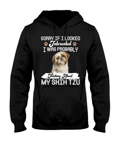 I was probably thinking about my Shihtzu