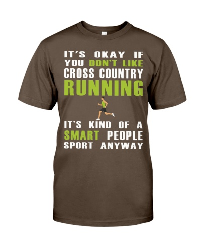 SHN 9 Cross country running smart people sport