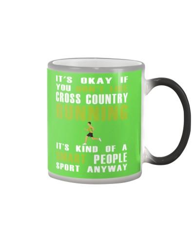 SHN 9 Cross country running smart people sport