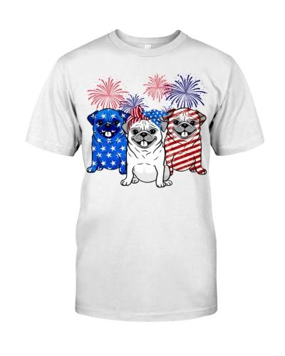 Pug flag colors