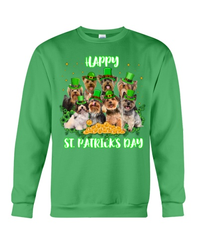 Yorkshire terrier happy irish faces