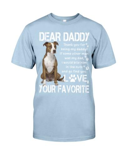 Pitbull dear daddy
