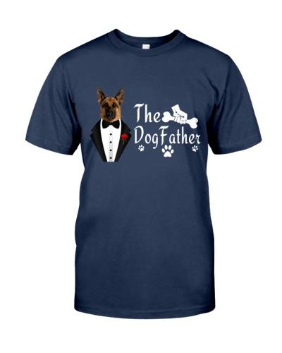 German Shepherd Father