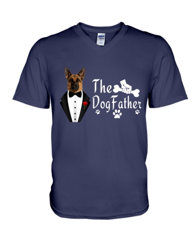German Shepherd Father