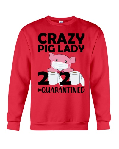 Ln pig crazy lady this year