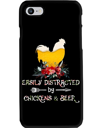 Chickens beer