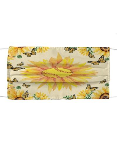 sn softball butterflies sunflowers