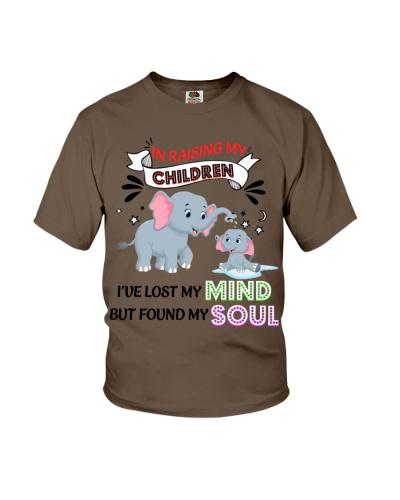 Elephant raising my children