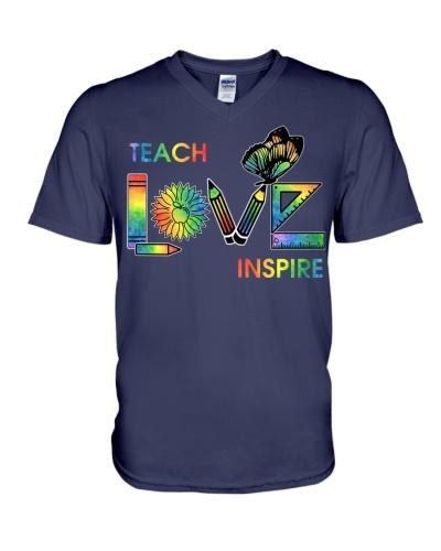 Teacher love inspire
