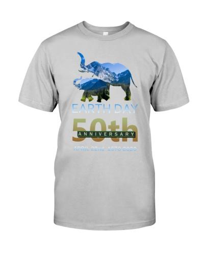 SHN Earth day 50th Anniversary Elephant