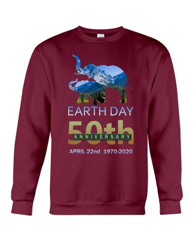 SHN Earth day 50th Anniversary Elephant