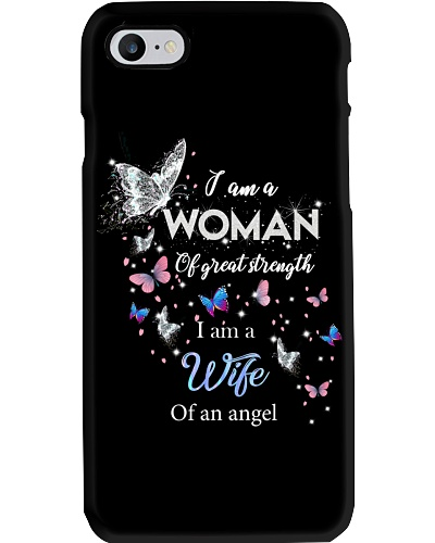 I Am A Women Of Great Strength A Wife Of An Angel