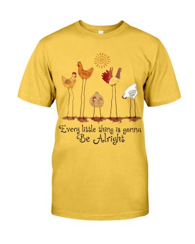 Chicken Be Alright