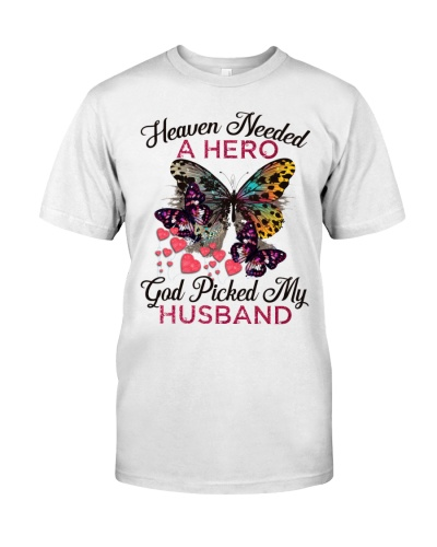 Husband a hero