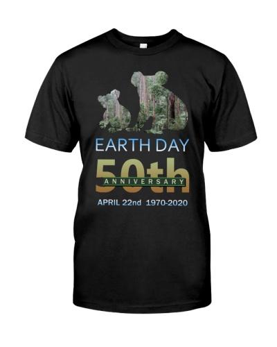 SHN Earth day 50th Anniversary Koala