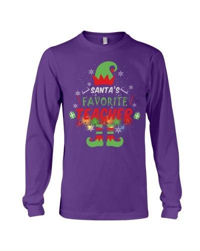 Santas Favorite Teacher