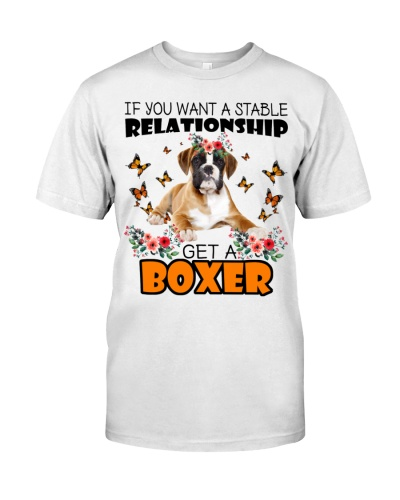 Boxer a stable relationship