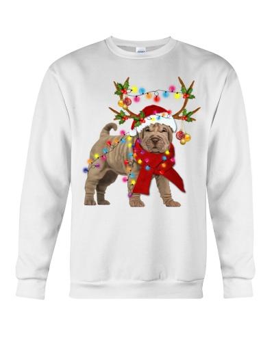 Shar pei gorgeous reindeer