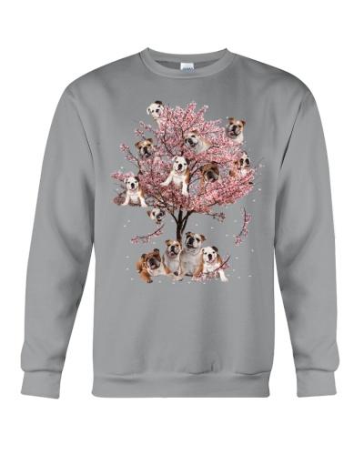 Bulldog peach tree