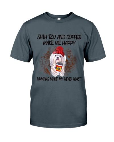 Shih tzu and coffee boom
