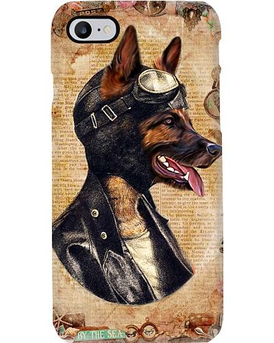 Pilot Vintage German Shepherd