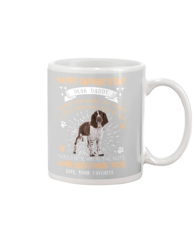 English Springer Dear Daddy