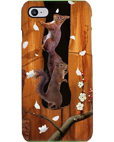 Little Squirrels Phone Case