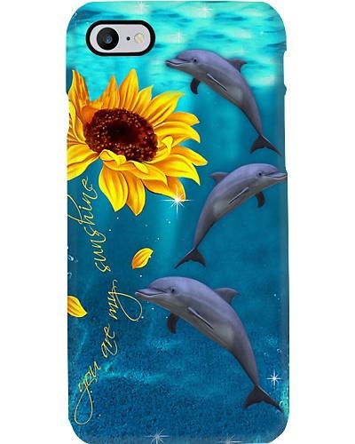 Dolphin U r my sunshine ocean