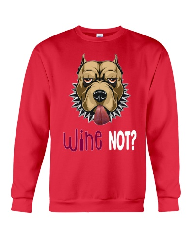Wine Not Pitbull
