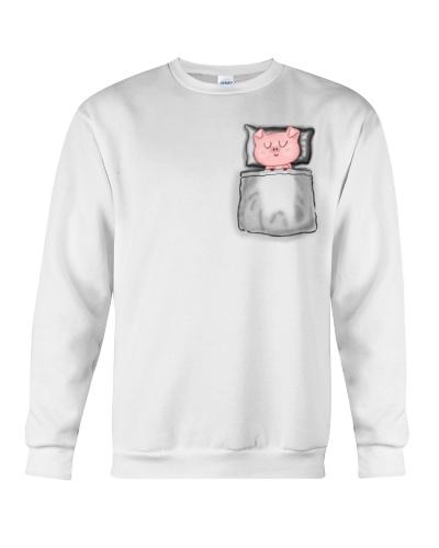 Pig sleeping pocket