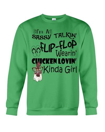 Chicken Lovin Kinda Girl