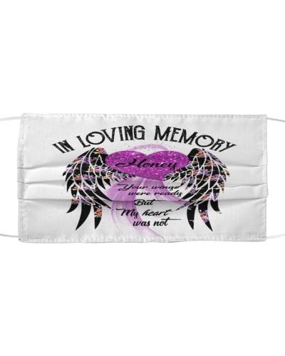 sn 2 widow in loving memory