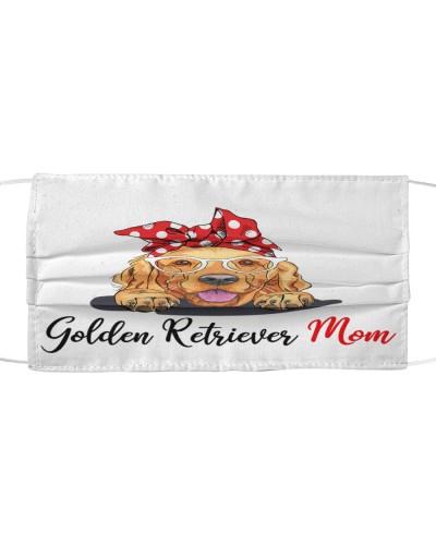 Golden Retriever Love Mom