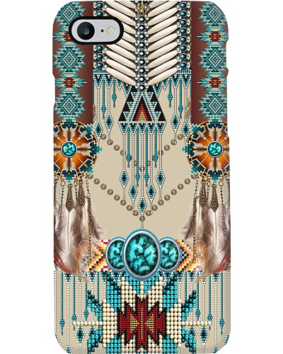 SHN 10 Native American pattern S7