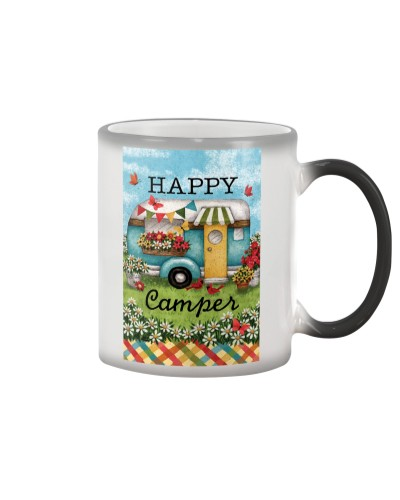 Sn Camping Happy Camper