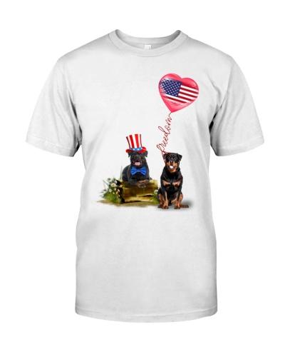 Rottweiler freedom