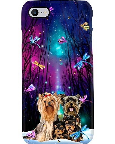 Qhn 7 Fairytale Forest Yorkshire Phone Case