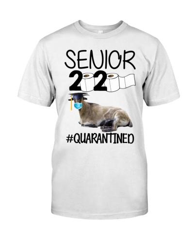 SHN 6 Senior 2020 Quarantined Goat