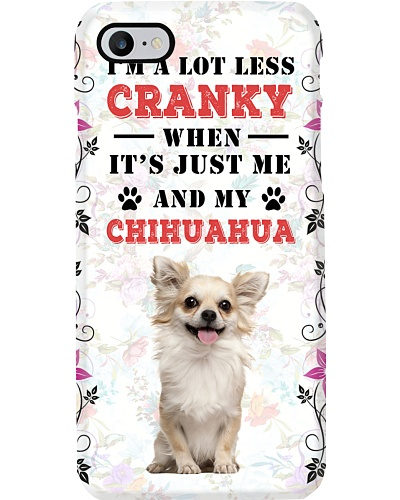 can't cranky my chihuahua