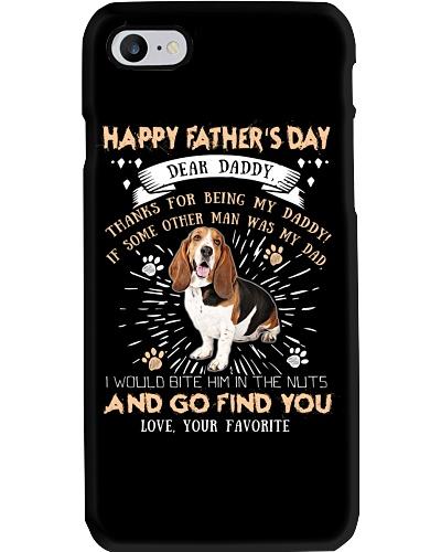 Basset Hound Dear Daddy
