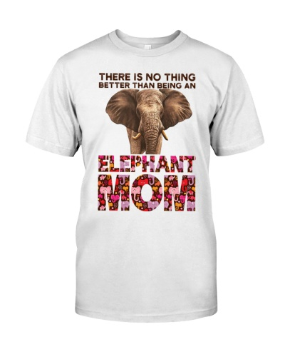 Nothing better than elephant mom