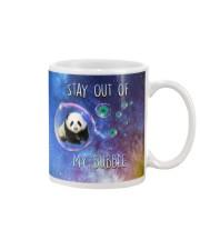 TT 30 Panda Stay Out Of My Bubble Mug tile