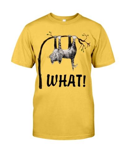 Cat what shirt