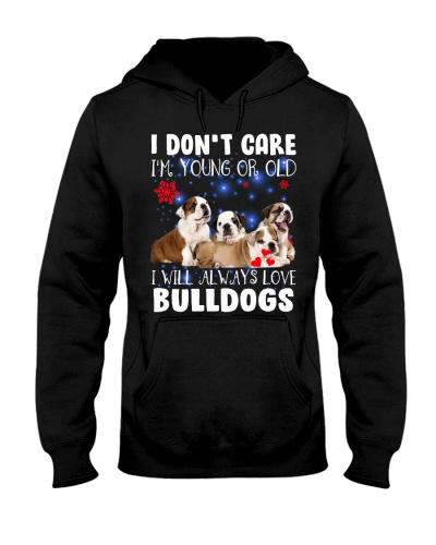 I will always love bulldogs