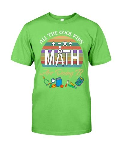 Math cool kids